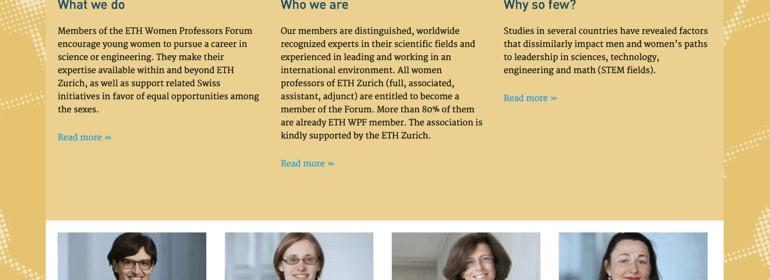 Startseite eth-wpf.ch